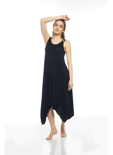 Estiva Ev Elbisesi Siyah